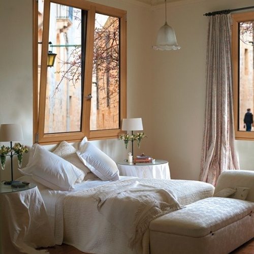 Fenêtre mixte bois - alu